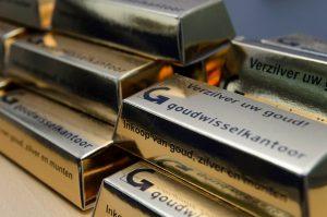 goudwisselkantoor chocolade